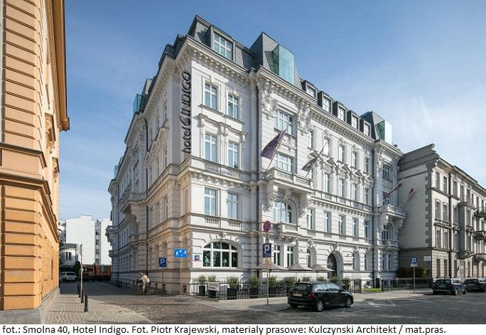 Rewitalizacja zabytkowej kamienicy –  zachwycająca realizacja pracowni Kulczyński Architekt