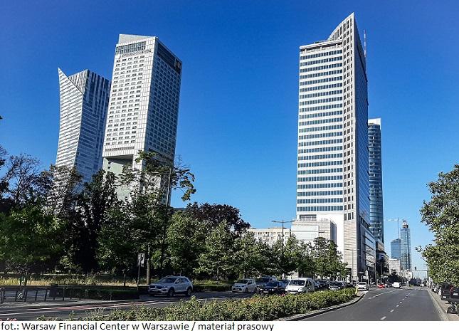 Firma Alstom Konstal powiększa biuro w Warsaw Financial Center w Warszawie