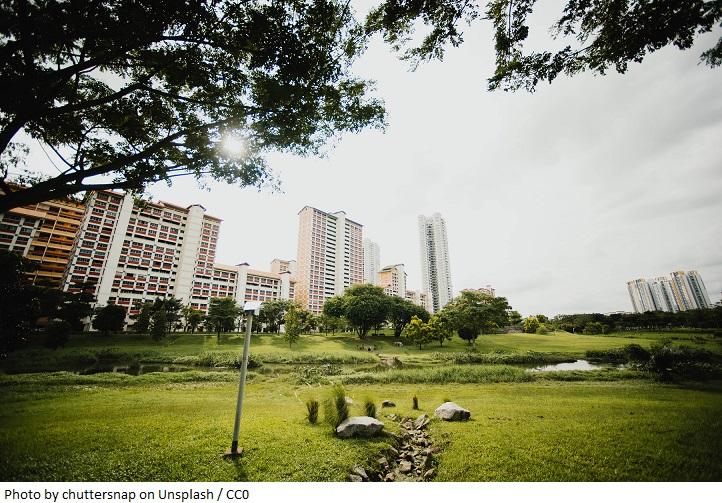 Duży wzrost popularności mieszkań z ogrodami i tarasami