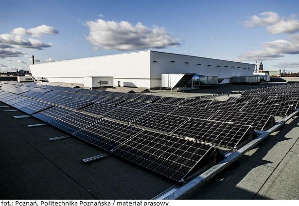 Polsko-hiszpańskie konsorcjum wybudowało w Poznaniu unikatowy pod względem zapotrzebowania na energię obiekt
