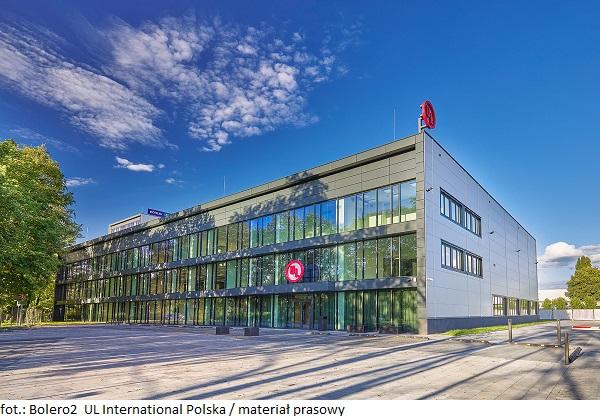 UL International Polska już działa w warszawskim biurowcu Bolero Office Point 2