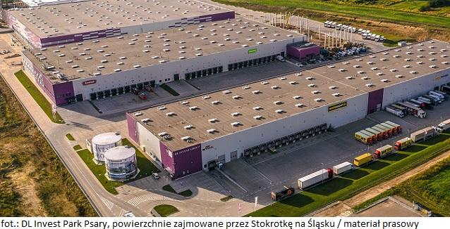 Firma DL Invest Group sfinalizowała transakcję zakupu działki o powierzchni 26 ha pod budowę dedykowanego magazynu