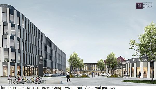 Nowy wymiar biur w Gliwicach dzięki DL Invest Group