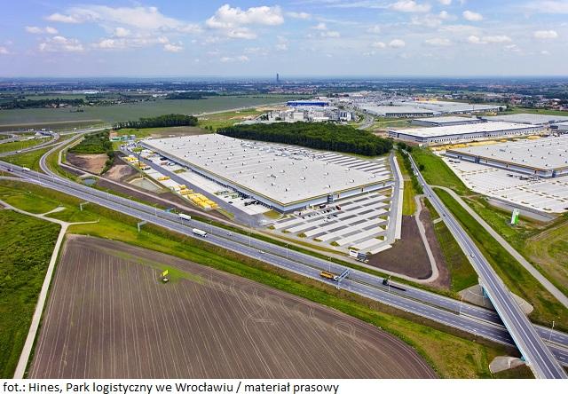 Hines Pan-European Core Fund rozszerza portfolio nieruchomości logistycznych