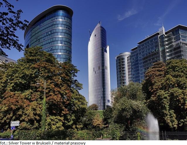 Ghelamco finalizuje transakcję sprzedaży wieżowca Silver Tower w Brukseli