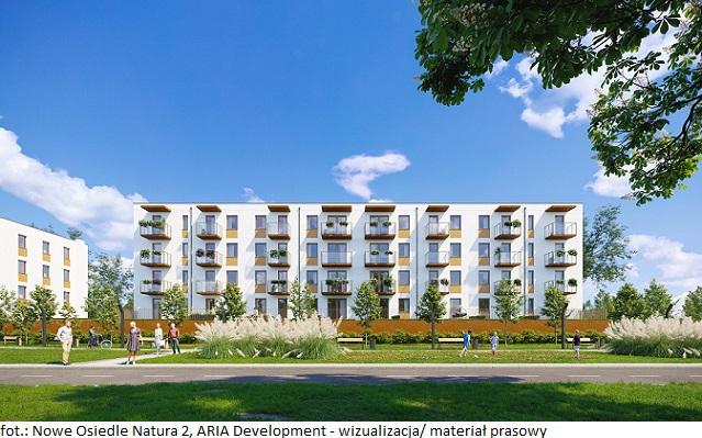 Nowe Osiedle Natura 04 ARIA Development