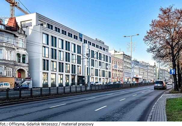Bank Ochrony Środowiska (BOŚ) otworzył nową placówkę w biurowcu Officyna zlokalizowanym w Gdańsku Wrzeszczu