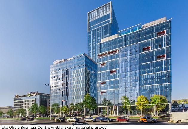 Olivia Business Centre w Gdańsku podpisała umowę najmu na 15 000 metrów kw.