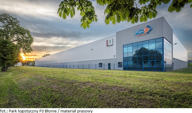 Firma XBS Logistics konsekwentnie realizuje swoją strategię rozwoju