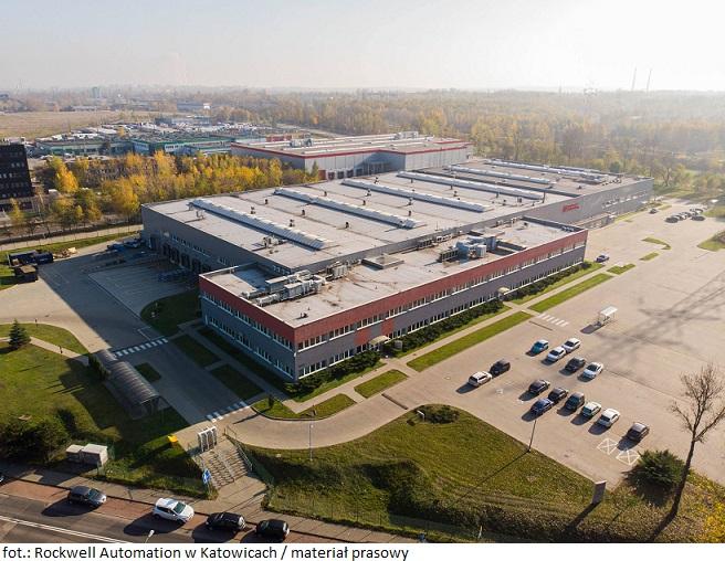 Amerykański gigant Rockwell Automation przedłużył umowę najmu powierzchni magazynowo-biurowej w Katowicach