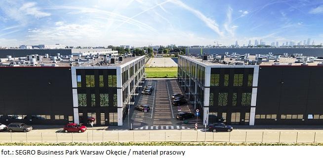 SEGRO Business Park Warsaw Okęcie
