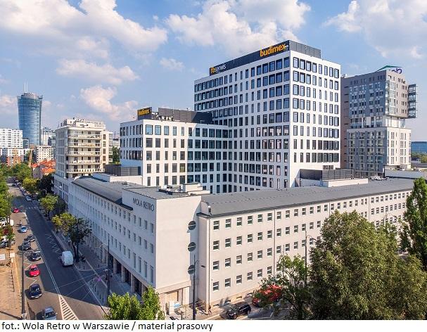Biurowiec Wola Retro w Warszawie atrakcyjny dla najemców – podpisano kolejną umowę