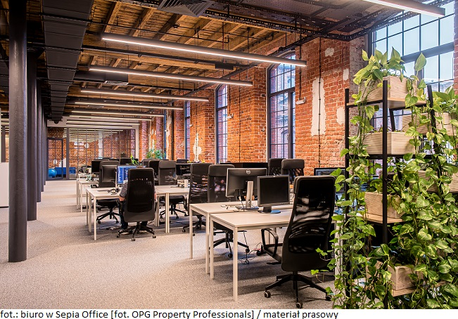 biuro w Sepia Office