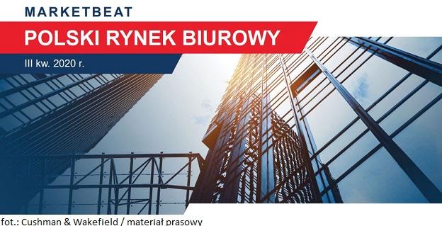 Polski rynek biurowy po trzecim kwartale – więcej podnajmów i pustostanów