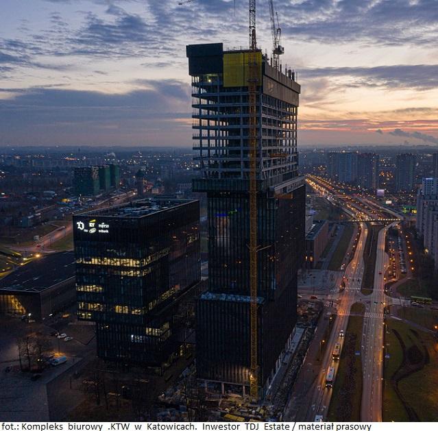Budowa_biurowca_.KTW_II_w_Katowicach_(2)