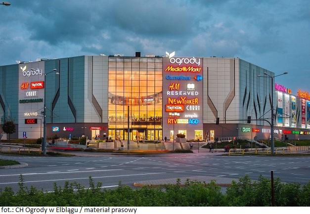 CPIPG przedłużył umowę najmu z Carrefour Polska w CH Ogrody w Elblągu