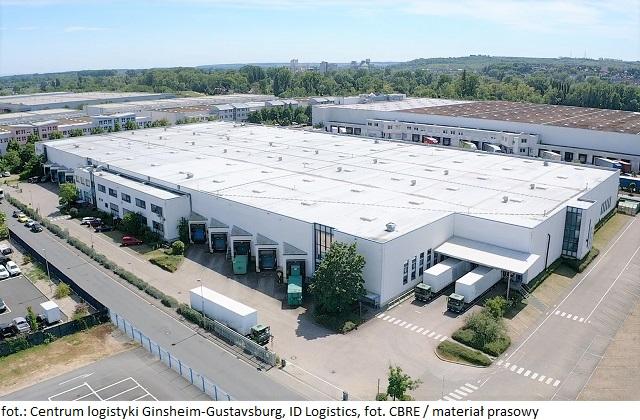 Centrum logistyki_Ginsheim-Gustavsburg_ID Logistics_fot. CBRE
