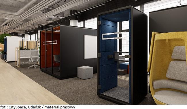 Nadchodzi czas pracy w kabinach? Takie rozwiązanie proponuje CitySpace