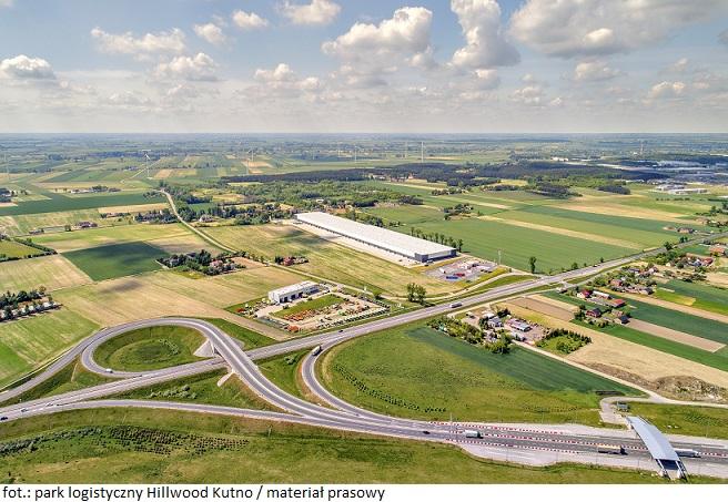 Firma St. Majewski wynajęła ponad 9000 mkw. powierzchni magazynowej i powierzchni biurowo-socjalnej w parku logistycznym Hillwood Kutno