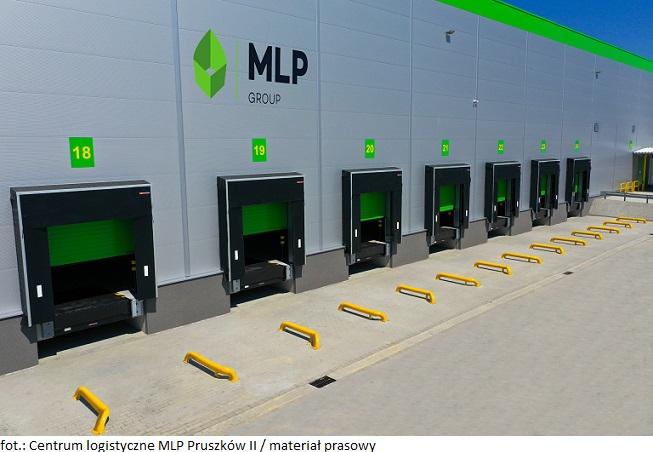 Centrum logistyczne MLP Pruszków II podpisało umowę najmu na blisko 2,7 tys. mkw.
