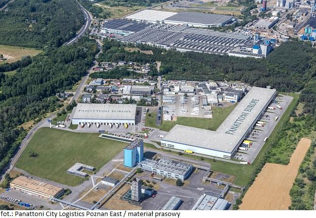 Nowy City Logistics Park w Poznaniu i pierwszy najemca