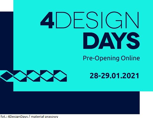 Webinar online: Dwa dni z architekturą i designem 4 Design Days Pre-Opening Online