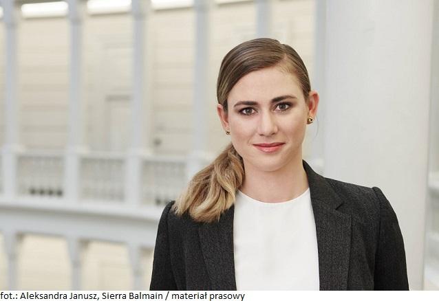 Firma Sierra Balmain z nową dyrektor operacyjną