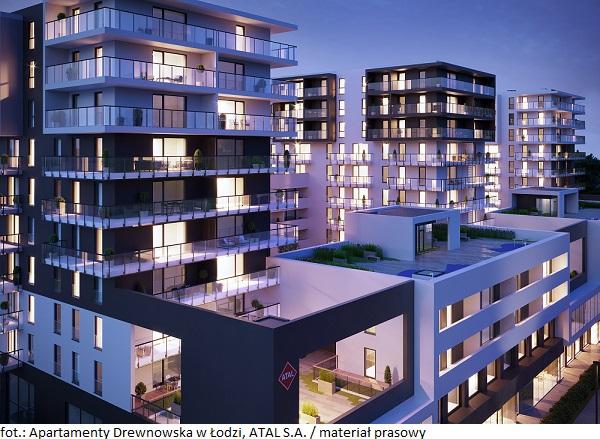 Apartamenty Drewnowska