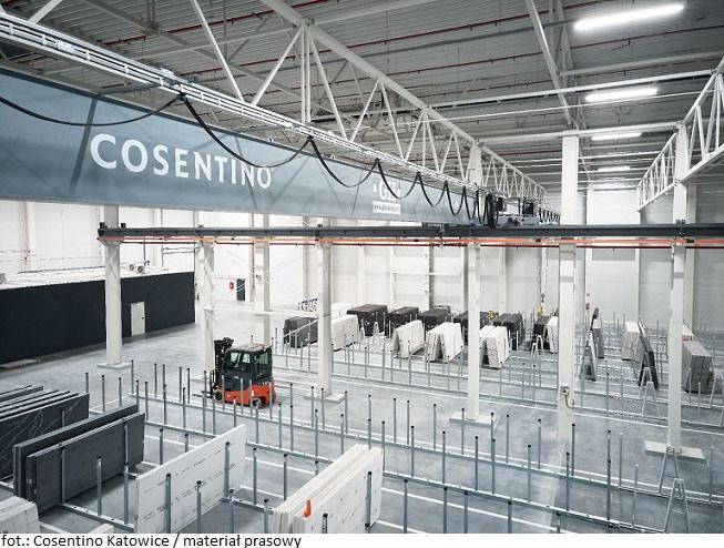 Cosentino_Katowice