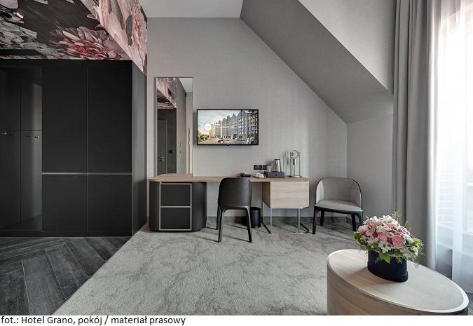 Hotel Grano pokój