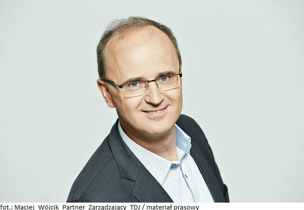 Maciej_Wójcik_Partner_Zarządzający_TDJ