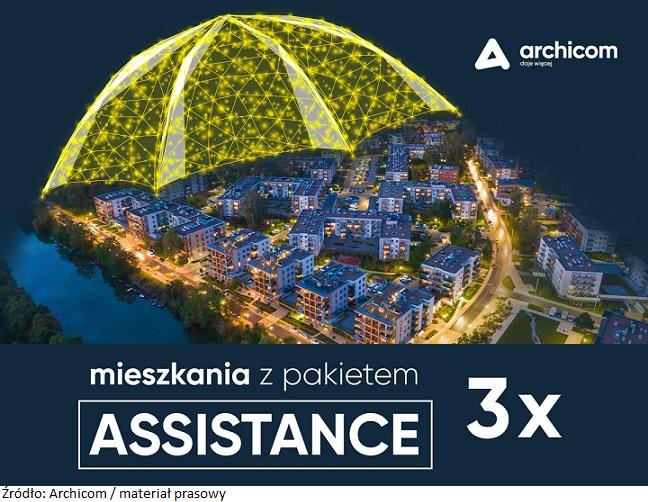 Pakiet 3xAssistance_Archicom