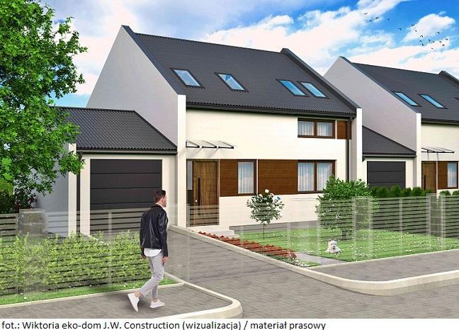Wiktoria eko-dom J.W. Construction