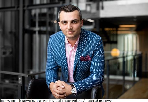Mocny transfer do działu Industrial w BNP Paribas Real Estate Poland