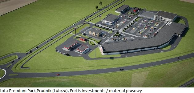 Fortis Investments wyłonił Generalnego Wykonawcę inwestycji komercyjnej Premium Park Prudnik
