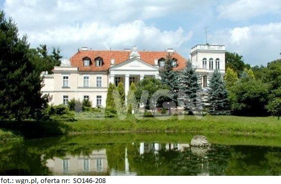 WGN sprzedaje zespół pałacowo-parkowy położony w Wielkopolsce
