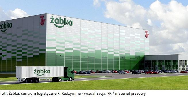 Deweloper 7R buduje z Żabką nowoczesny magazyn pod Warszawą