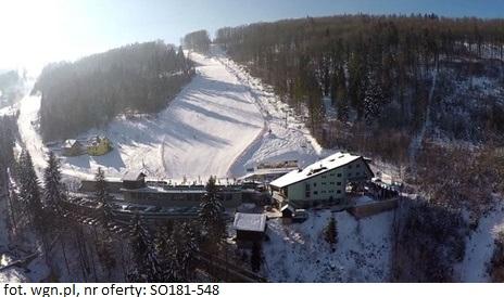 WGN sprzedaje dochodowy kompleks narciarski za 17 000 000 zł