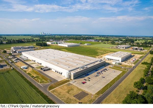 Deweloper CTP wybuduje sieć parków logistycznych w Polsce
