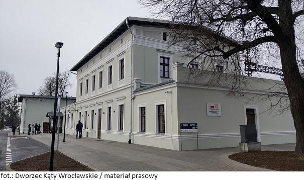 Dworzec Kąty Wrocławskie