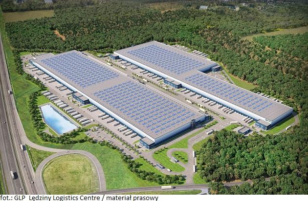 GLP rozpoczyna budowę centrum logistycznego na Górnym Śląsku o docelowej powierzchni ponad 110 tys. mkw.