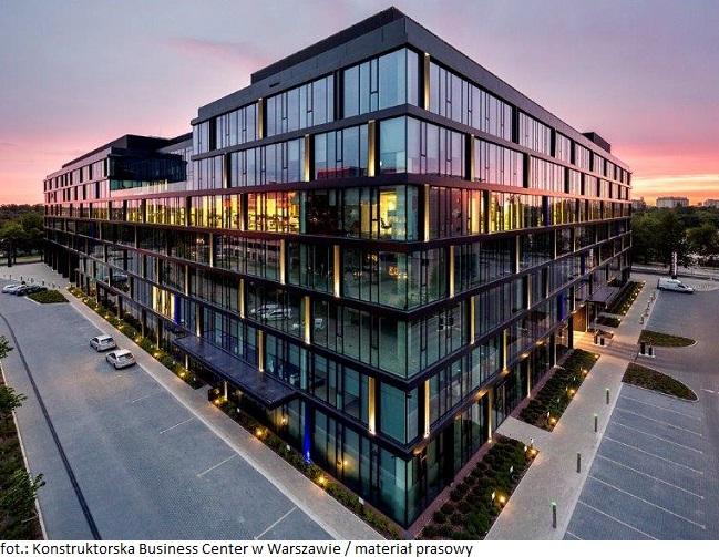 Firma Emerson wynajęła 4050 mkw. powierzchni w kompleksie biurowym Konstruktorska Business Center w Warszawie