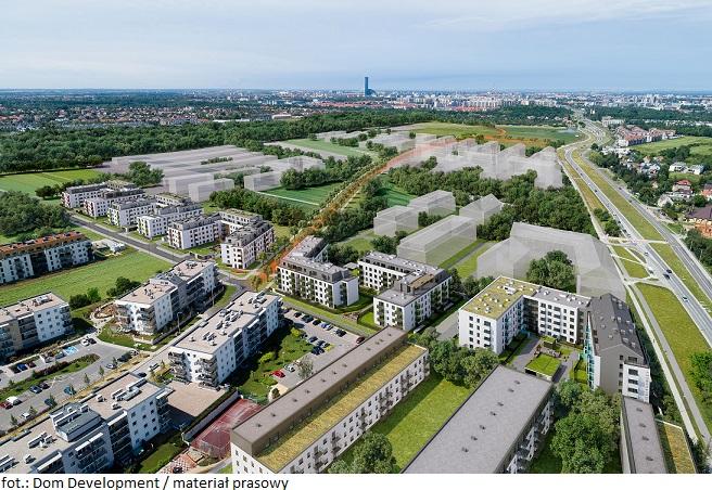Dom Development: Nowa droga na wrocławskim Jagodnie