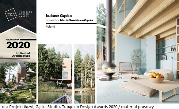 Wyniki konkursu Tubądzin Design Awards 2020