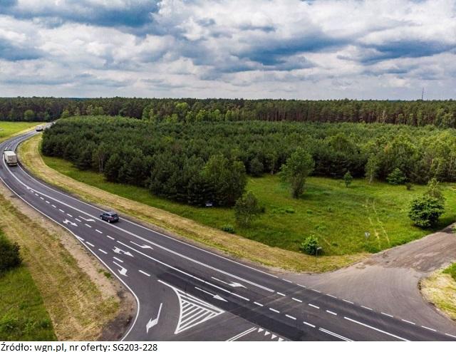 WGN sprzedaje grunt inwestycyjny w Pile za 1,175 mln złotych