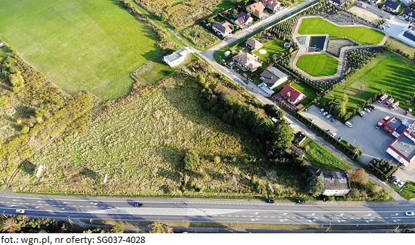 WGN wyłącznym agentem sprzedaży gruntu inwestycyjnego w Inowrocławiu
