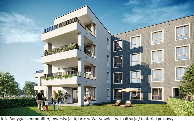 Mieszkanie na sprzedaż w Warszawie? Nowa inwestycja mieszkaniowa pojawi się w stolicy