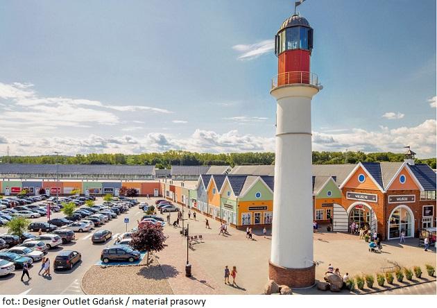 Startują prace nad rozbudową lokalu handlowego najemcy w Designer Outlet Gdańsk