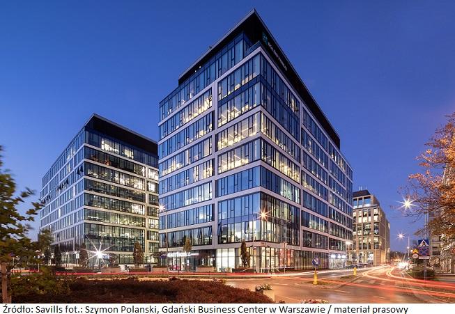 Biuro w Warszawie: Techland na dłużej w Gdański Business Center