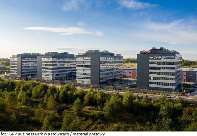 Komercjalizacja nieruchomości: biurowiec GPP Business Park w rękach Knight Frank